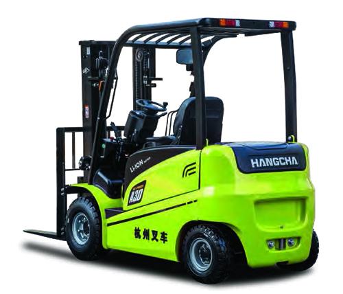 1-3.5吨A系列锂电池叉车