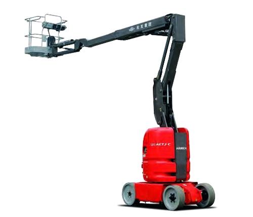 电动曲臂式高空作业平台