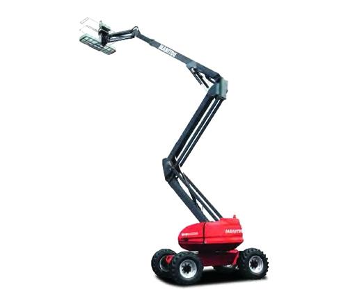 柴油曲臂式高空作业平台