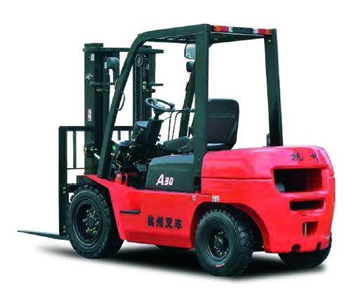 东台A系列1-3.8吨内燃叉车