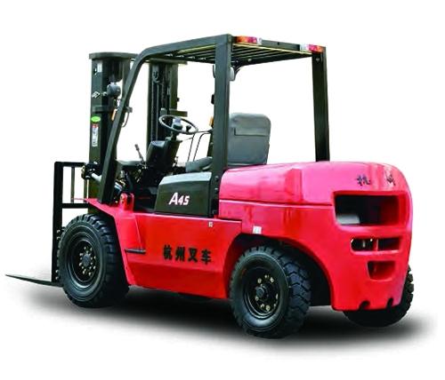 A系列4-5吨内燃叉车