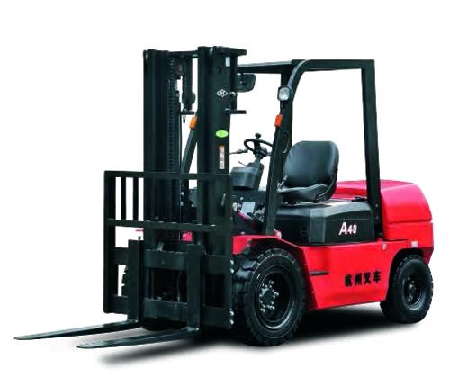 A系列轻型4吨内燃叉车