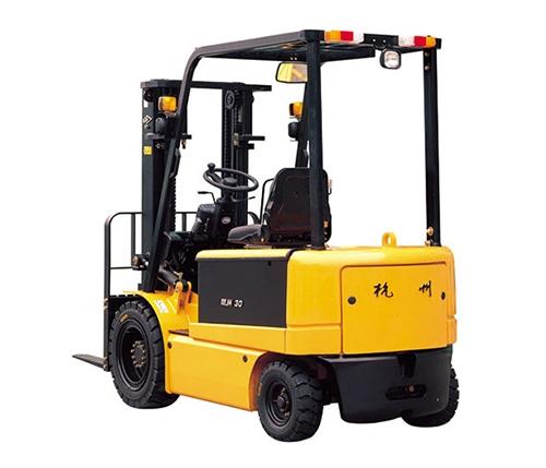 H系列1-3吨交流蓄电池叉车
