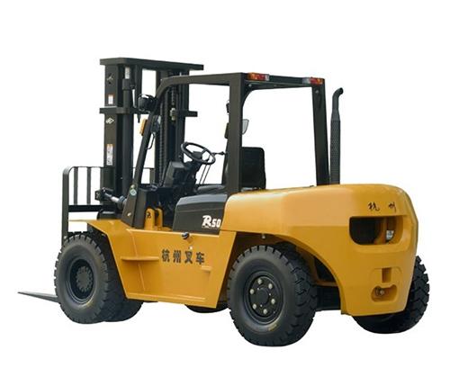 东台R系列5-10吨内燃叉车