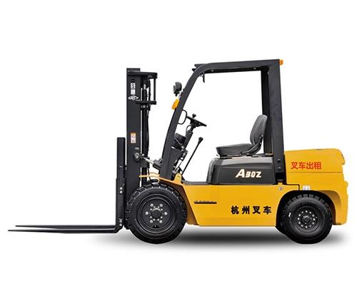 A系列3.0-10.0吨出租专用型叉车
